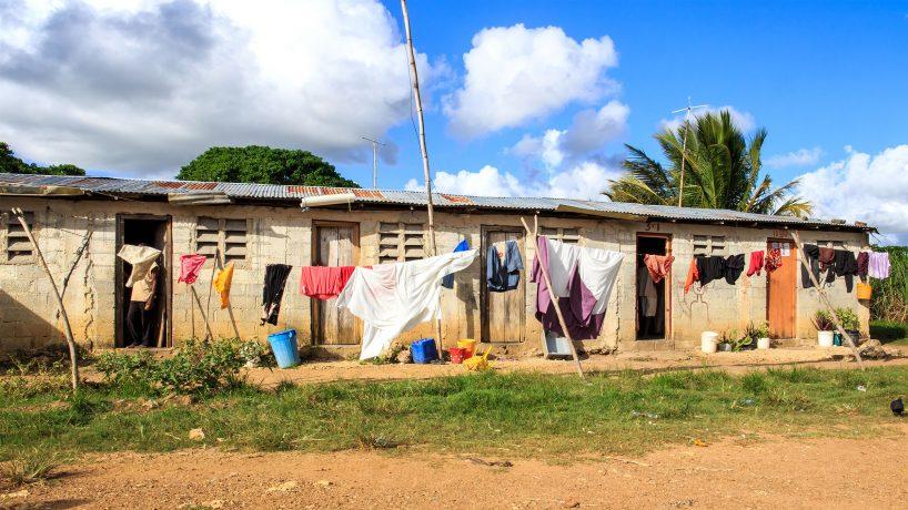 La pauvreté en République dominicaine