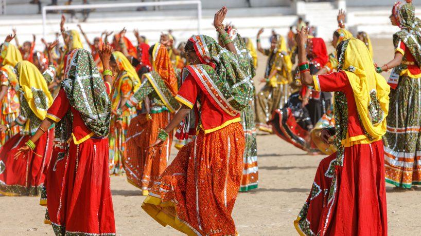Les danses folkloriques et exotiques de lInde