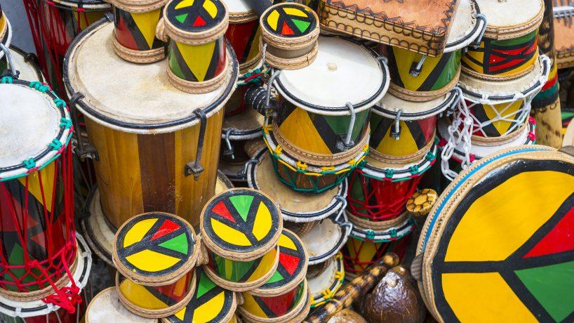 Les instruments de musique typiques du Brésil