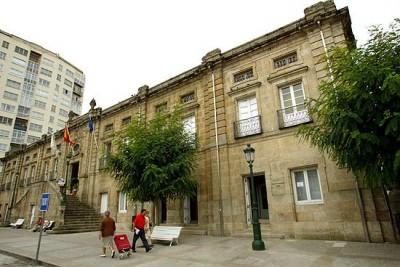 Archives du Royaume de Galice La Corogne
