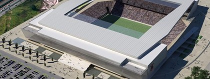 Arena Corinthians Stadium Sao Paulo