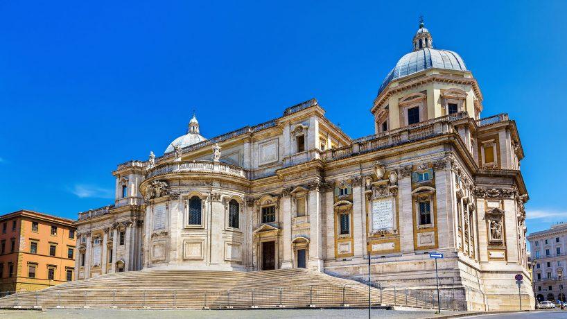 Basilique Santa Maria Mayor Rome