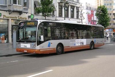 Bus Bruxelles