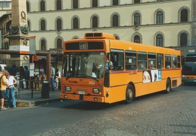 Bus Florence