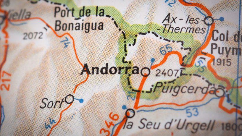 Cartes Andorre