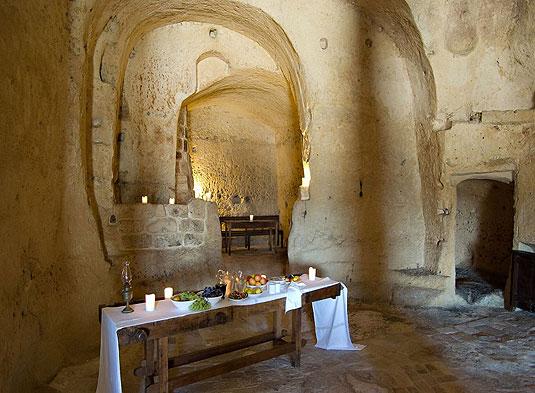 Cave Hotels à Espagne