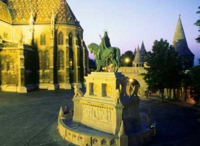 Climat Budapest