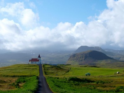 Climat Islande