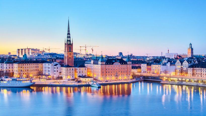 Climat Stockholm