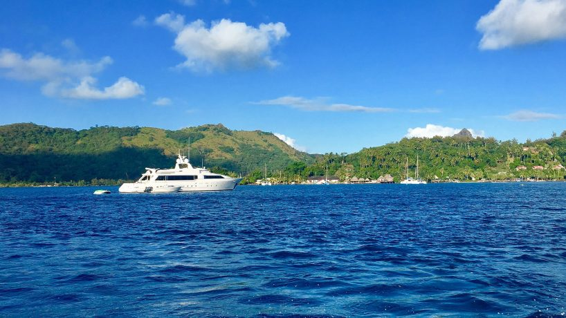 Comment arriver à Bora Bora