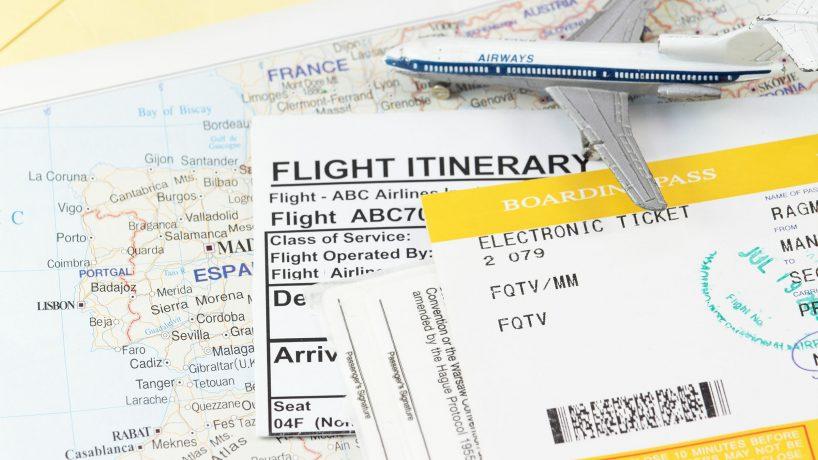Comment obtenir la carte dembarquement et enregistrer vos bagages