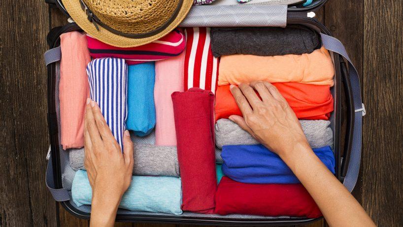Conseils aux voyageurs comment emballer
