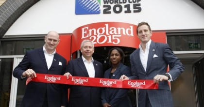Coupe du monde de rugby Angleterre 2015