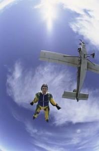 Cours de parachutisme