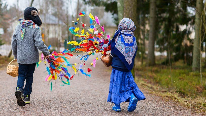 Coutumes et traditions de la Finlande
