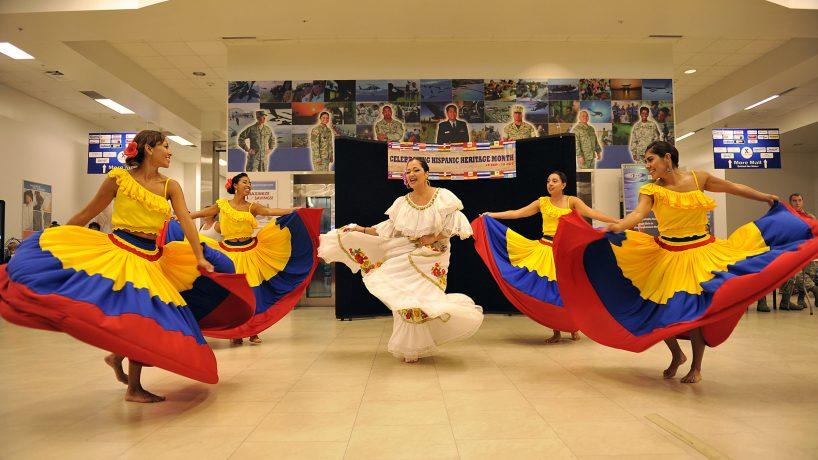 Danses colombiennes typiques par régions de la cumbie au joropo