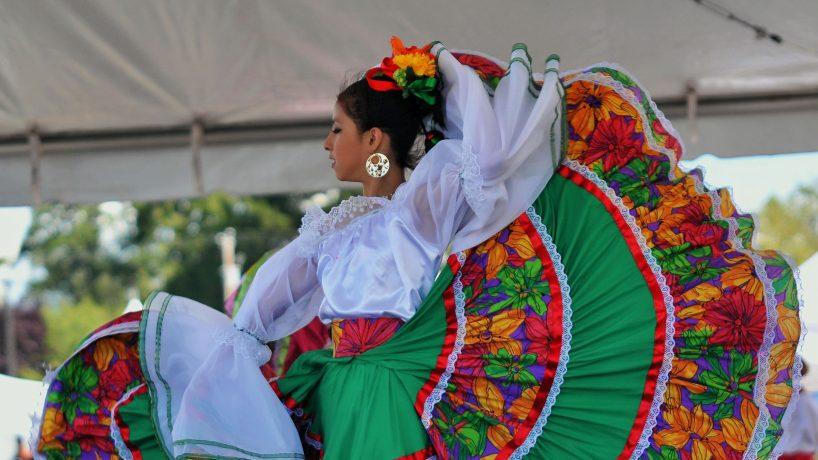 Danses traditionnelles mexicaines