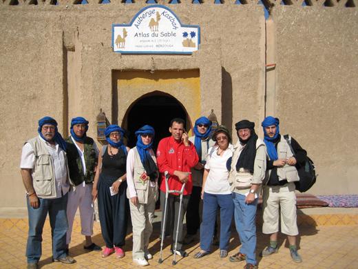 Desert Erg Chebbi Maroc