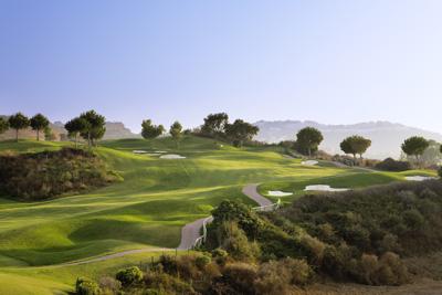 Golfs en Andalousie