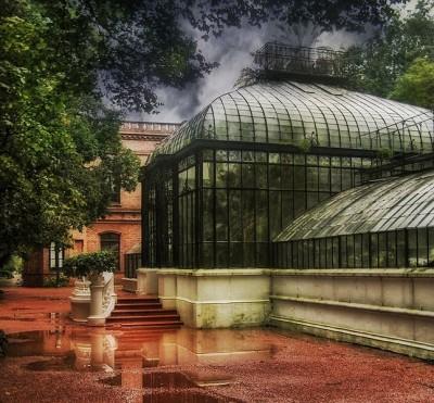Jardin botanique Buenos Aires