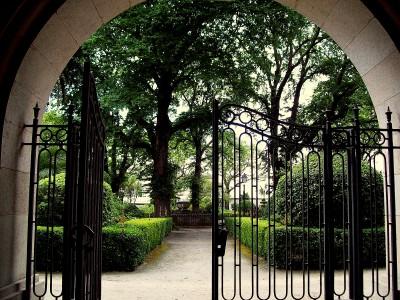 Jardin de San Carlos La Corogne