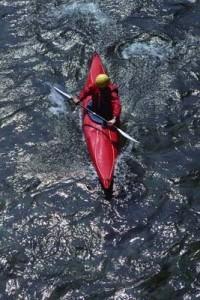 Kayak en Cantabrie