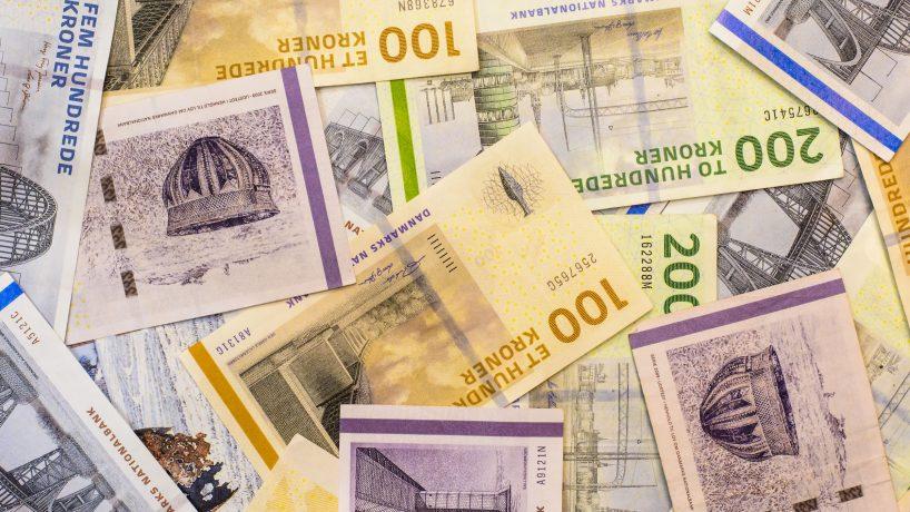 La monnaie du Danemark informations et images de la couronne