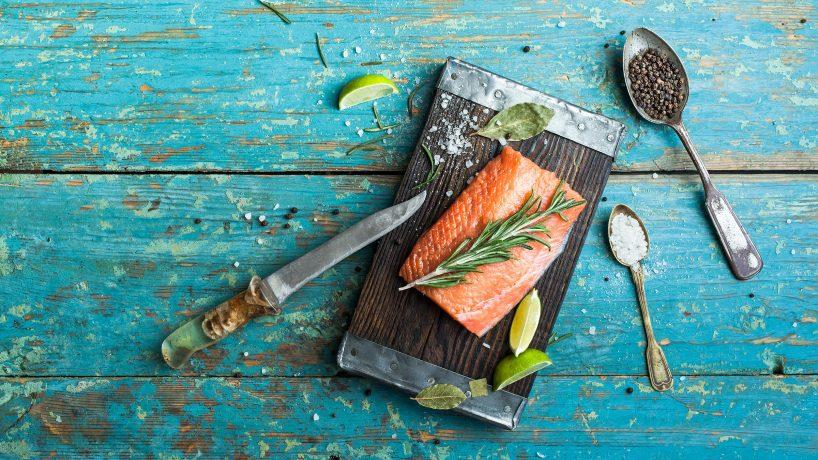 La nourriture typique de lAlaska