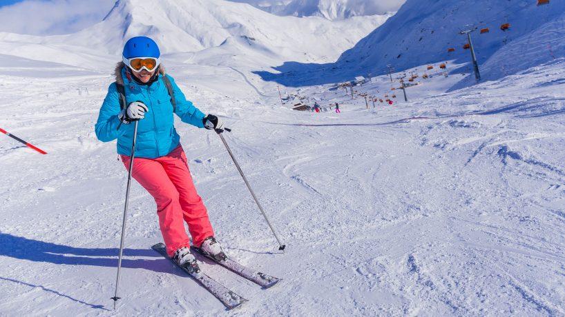 Les 5 meilleures stations de ski du monde