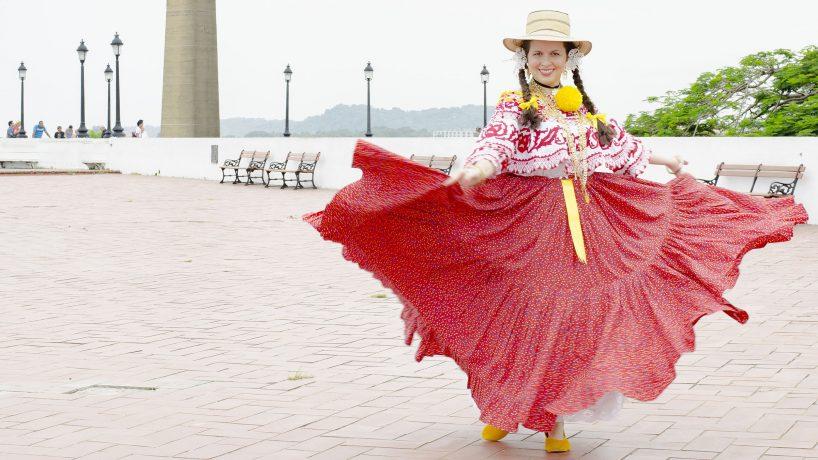 Les danses typiques du Panama