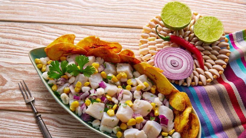 Les plats typiques de Lima Pérou