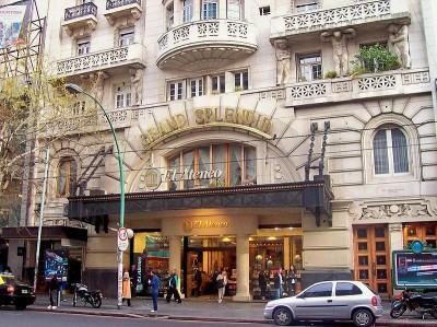 Librairie El Ateneo Buenos Aires