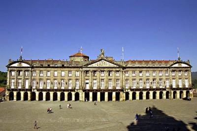 Mairie de Saint Jacques de Compostelle