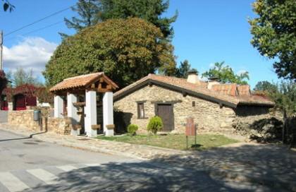Maisons rurales près de Madrid