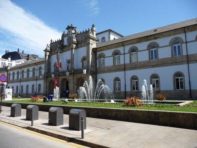 Palais de San Marcos Lugo