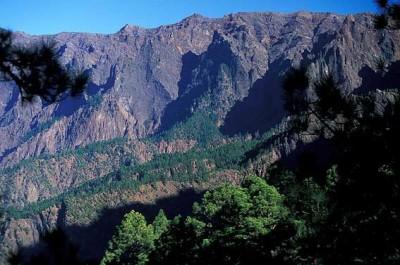 Parc National de la Caldera de Taburiente La Palma