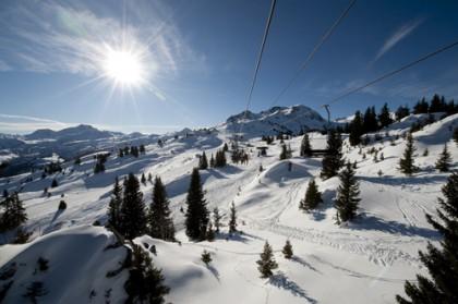 Pistes de ski de Teruel