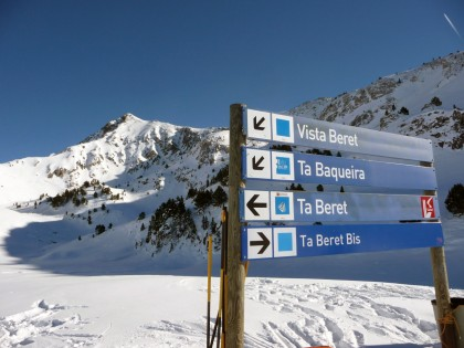 Pistes de ski en Espagne