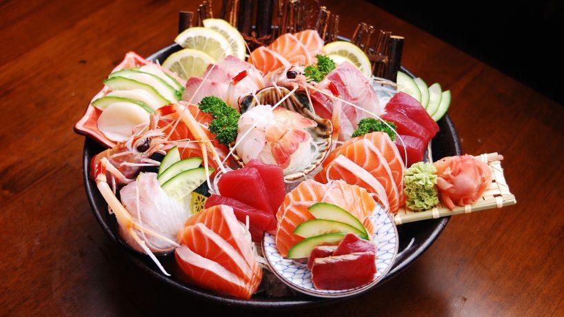 Premiers pas dans la cuisine japonaise Sashimi