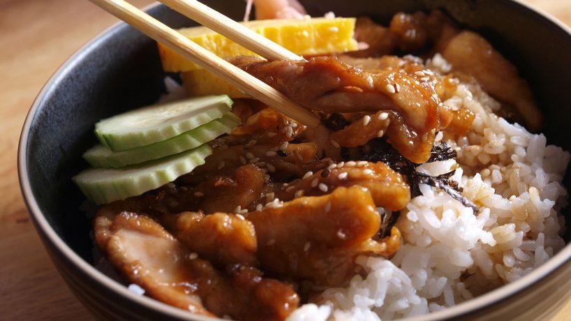 Premiers pas dans la cuisine japonaise Teriyaki