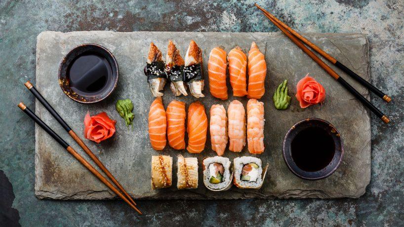 Premiers pas dans la cuisine japonaise les sushis