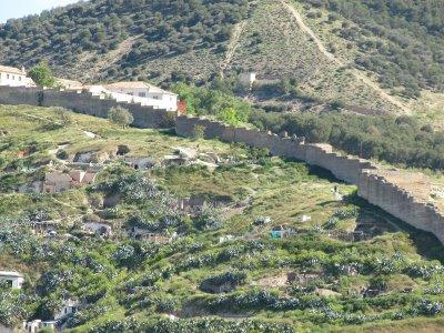 Quartier du Sacromonte Grenade
