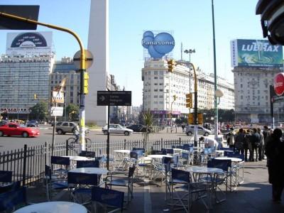 Rue Corrientes Buenos Aires