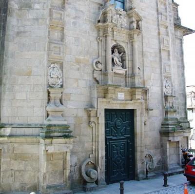 San Fructuoso Saint Jacques de Compostelle