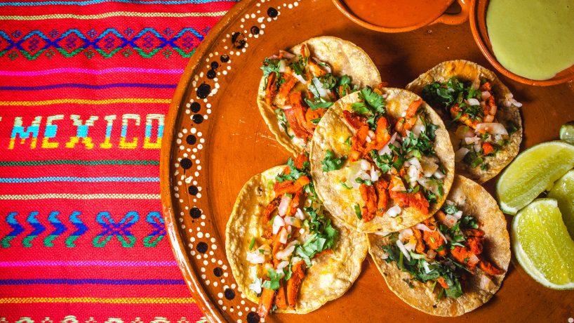 Tacos mexicains ingrédients préparation et variétés