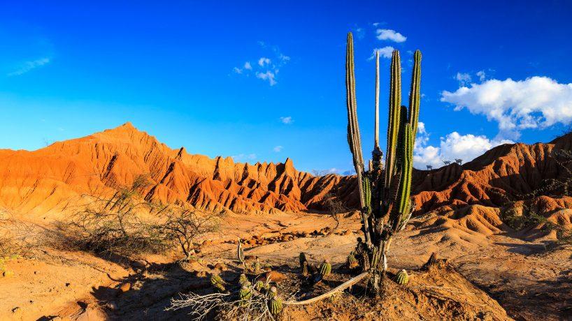 Tourisme dans le désert de La Tatacoa photos hôtels et