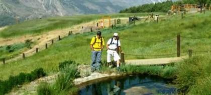 Tourisme vert voyage en Sierra Nevada