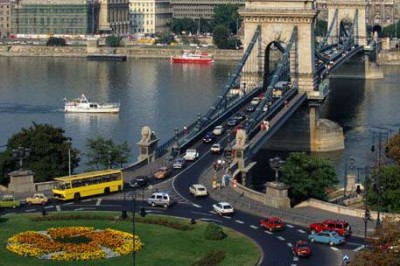 Transport international Hongrie