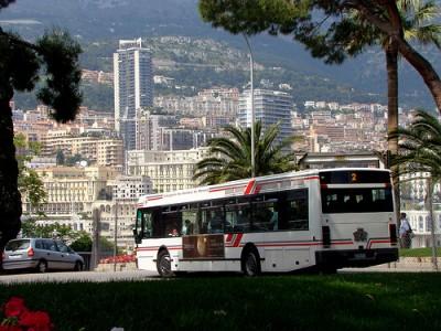 Transport terrestre Monaco