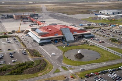 Transports internationaux Islande